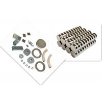 Rare Earth Permanent Alnico Magnets For Autos / Speakers Anti Corrosion Manufactures