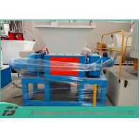 500kg/H Output Plastic Grinding Equipment , Pet Bottle Crushing Machine Manufactures