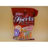 Mix Fruity Swirl Lollipops Healthy Hard Candy Round Lowest Calorie For Adults Manufactures
