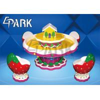 Interactive FRP Material Strawberry Sand Art Table Indoor Game Machine Manufactures