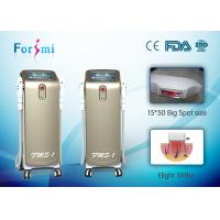 Semiconductor cooling pain free epl hair removal long term hair removal IPL machine Manufactures