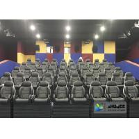 Buy cheap Luxury Seat 5d Cinema Seats System With Full Set Equipment List from wholesalers