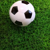 Fields Artificial Grass Olive Green Bright Shinning With Strong UV Stable Yarns Manufactures