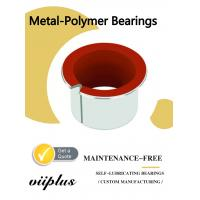 Metal-Polymer Self-lubricating Bearing Solutions | Hydraulic Components Manufactures