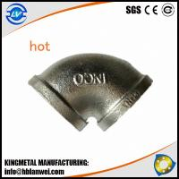 Galvanized Cast Iron Elbow Alibaba Hot Selling Malleable Iron Pipe Fitting Manufactures