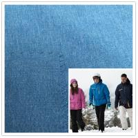 Cationic Coating Super Stretch Fabric 57/58'' Water Resistance For Leisure Garment Manufactures