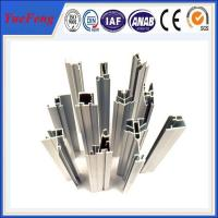 Aluminum price per ton aluminium bathroom doors frame made in china Manufactures
