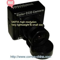 Quality 540TVL high resolution mini RC helicopter camera for FPV flying for sale