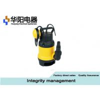Submersible Vortex Sewage Pump , Electrical Submersible Pump For Sewage Application Manufactures