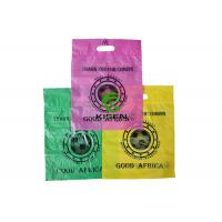 Cornstarch Organic PE Plastic Bag Colorful For Shopping LDPE Eco Friendly Manufactures