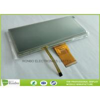 Resistive Touch Bar LCD Screen 6.5 Inch 800x320 For Car DVD GPS Navigation System Manufactures