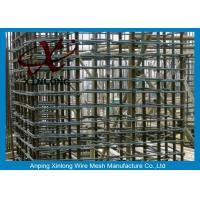 6Mm Welded Reinforcing Wire Mesh Square / Rectangle Hole Shape XLS-02 Manufactures