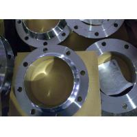 China 300lbs 304 Forged Casting Stainless Steel Pipe Flange Fittings For Connection on sale