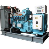 LPG Gas Generator Set Sound Proof Easy For Transportation And Preservation Manufactures