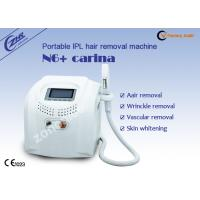 Portable Ipl Beauty Machine For Red Blood Streak Removal With No Effect Side Manufactures