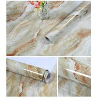 Marble dining table kitchen waterproof sticker for sale