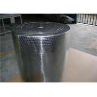 Quality Sticky Acoustic Insulation Materials With Glass Fabric 10mm Heat Insulation for sale