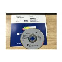 Quality 100% Genuine Windows 7 Product Key Codes Sticker DVD 32/64 Bit Activation Online for sale