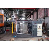 Fast Mould Manual EPS Shape Molding Machine With Vacuum , CE Manufactures
