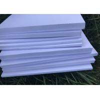 Chemical Resistant Expanded PVC Foam Board Recyclable For Kitchen Cabinet Manufactures