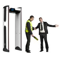 China new design walk through metal detector/archway metal detector door/prison walk through metal detector wholesale
