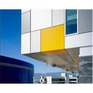 Exterior Wall PVDF Aluminium Composite Panel Building Material Manufactures