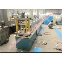 Buy cheap Corrugated C Shape Stud and U Shaped Track Panel Roll Forming Machinery with 3 from wholesalers