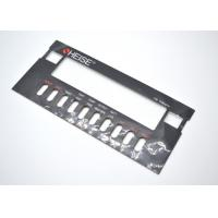 Flat Non Tactile Membrane Panel Switch With Clear Display Window On Graphic Overlay Manufactures