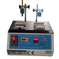 China IEC 60065 2014 Clause 5.1 Audio Video Test Equipment / Label Marking Abrasion Test Machine on sale