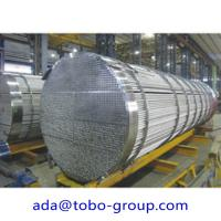 U Type Bend Heat Exchanger Tube ASTM A269/ A213 Seamless Stainless Steel Manufactures