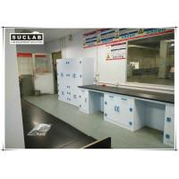 PP Material Chemical Lab Bench Furniture For College Chemistry Class Use Manufactures