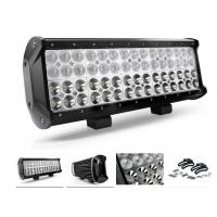 180W Four Row Car Light Bar 14.5 Inch High Intensity Cree LEDS For Off Road Vehicle Manufactures