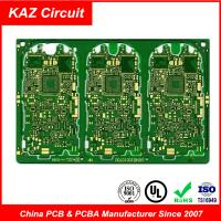 4-10 layers FR4 1OZ ENIG/HASL/OSP HDI Printed Circuit Boards With Blind&Burried holes Manufactures