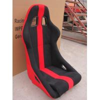 JBR Universal Bucket Racing Seats Red And Black Bucket Seats Comfortable Manufactures