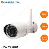 China Outdoor waterproof ir long range wireless camera support p2p on sale