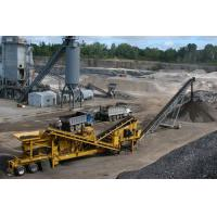 China Mobile stone crusher for sale with low price for sale