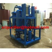 Buy cheap Industrial Used Lubricant oil regeneration plant, Compressor Oil Recycling from wholesalers