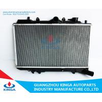 MAZDA 323 MT Car Radiator Replacement / Aluminum Auto Radiator Manufactures