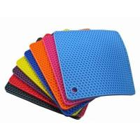 Kitchenware silicone commonly used heat resistence nassy placemat Manufactures