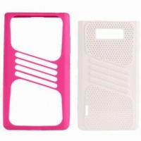 China Hollow Plastic + TPU Combination Case for LG Optimus L7/P705 on sale