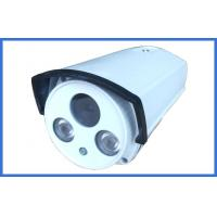 Water resistant TCP / IP / HTTP IR CTV Camera , poe surveillance cameras Manufactures