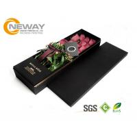 Flower Gift Box Craft Kraft Brown Cardboard Square Floral Packaging Boxes for Rose Manufactures