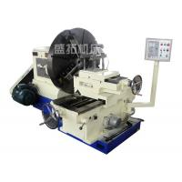 Conventional Horizontal Semi automatic Lathe Machine Rubber Machinery MAX 630mm Manufactures