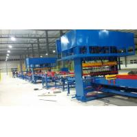 China Automatic Wooden Pallet Nailing Line on sale