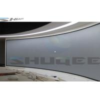 Customized 3D Cinema System, Large Arc Theater Screen For Exhibition, Popular Science Manufactures