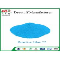 Custom Blue Fabric Dye Reactive Turquoise Blue P-GR C I Reactive Blue 72 Manufactures