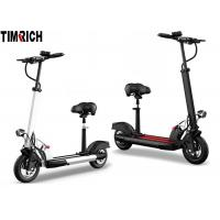 TM-TM-H06A 10inch 400W Electric Scooter Black and white color, color can be customized Manufactures