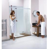 China fiberglass shower enclosures on sale