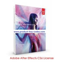 professional Adobe Photoshop Product Key Adobe After Effects CS6 Serial Manufactures