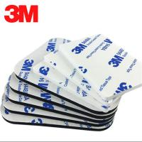 3M 9448A Double Sided Tissue Tape Double Sided  Acrylic Adhesive , 0.15mm Thickness , White Transparent Manufactures